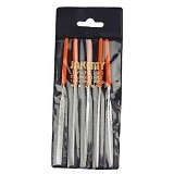 JAKEMY 5 in 1 Diamond Needle Files Carving Set [JM-FL1-1] (Merchant) - Pahat Besi