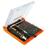 JAKEMY 70 in 1 Screwdriver Tools [JM-6114] (Merchant) - Obeng Set