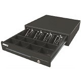 JANZ Heavy Duty [JZ- CS 270] - Black - Pos Cash Drawer