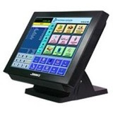 JANZ Matchvoll Terminal Casier set OS [JZ-Ti 310] Unit Only - Pos Sistem Toko Retail / Chain Store