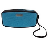 JAVI Speaker Portable [SB003] - Blue (Merchant) - Speaker Bluetooth & Wireless