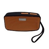 JAVI Speaker Portable [SB003] - Orange (Merchant) - Speaker Bluetooth & Wireless