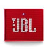 JBL GO Portable Bluetooth Speaker - Red (Merchant) - Speaker Bluetooth & Wireless