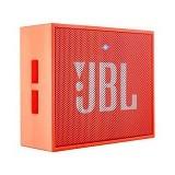 JBL GO Portable Mini Bluetooth Speaker - Orange (Merchant) - Speaker Bluetooth & Wireless