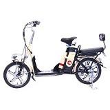 JEFFERYS E-Bike - Charcoal - Sepeda Listrik
