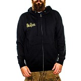 JERSICLOTHING Jaket Hoodie The Beatles Size L - Black - Jaket Casual Pria