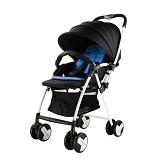 JETTE Jimmy Stroller [JE-MY101-B] - Black Blue - Stroller / Kereta Dorong Bayi