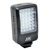 JJC Mini LED Light [LED-35] - Lighting Bulb and Lamp