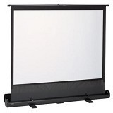 "JK Screen Star Floor Full Up 72"" - Proyektor Screen Fastfold"