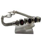 JNANACRAFTS Gelang Perak Tulang Naga 5 [36330] - Gelang / Bracelet