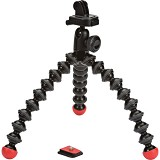JOBY Gorillapod Action Tripod with Mount for GoPro - Tripod Mini and Tabletop