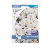 JOHNSONS SEED Chrysanthemum Crazy Daisy - Bibit / Benih Tanaman Hias