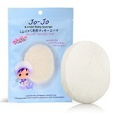 JOJO Konjac Sponge Oval [B116] - Baby Bath Tub and Accesories