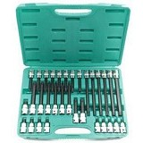 "JONNESWAY 1/2 "" Dr. Star Socket Bits Set 32Pcs [S07H4932S]"