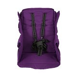 JOOVY Caboose Too Seat - Purple - Baby Highchair and Booster Seat