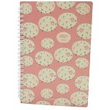 JOYTOP Ring Notebook Sheep 21cm [5350] - Pink (V) - Buku Catatan / Journal