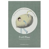 JOYTOP Writing Book Fruit Man 25cm [5364] - Lemon (V) - Buku Tulis