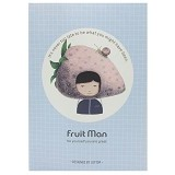 JOYTOP Writing Book Fruit Man 25cm [5364] - Strawberry (V) - Buku Tulis