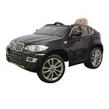 JUNIOR Child Mobil Aki [BMW X6 JJ-258] (Merchant) - Ride On and Tricycles