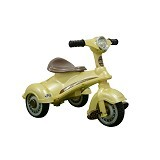 JUNIOR Child Motor Aki Victory [TR-1308] - Ivory (Merchant) - Ride On and Tricycles