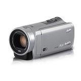 JVC Camcorder GZ-EX315 - Silver - Camcorder / Handycam HDD