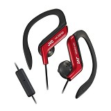 JVC HA-EBR80 - Red - Earphone Ear Monitor / Iem