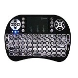 JWC Mini Wireless Keyboard with Backlit (Merchant) - Gadget Keyboard