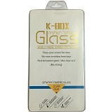 K-BOX Tempered Glass Apple iPhone 5 (Merchant) - Screen Protector Handphone