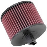 K&N Filter Udara BMW E90 325i/ 330i L6 (Merchant) - Penyaring Udara Mobil / Air Filter