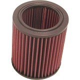 K&N Filter Udara Isuzu Phanter 2.5L Turbo 2005-2013 (Merchant) - Penyaring Udara Mobil / Air Filter