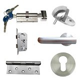 KABA Door Handle [EKG003] - Gagang Pintu / Door Handle