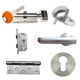 KABA Door Handle [EKG004] - Gagang Pintu / Door Handle