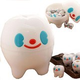 KADOUNIK Hahaha! Teeth Game Kawaii 28 Teeth [446-002430] - Learning and Growing