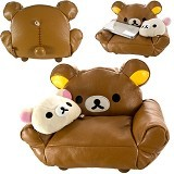 KADOUNIK San-X Rilakkuma Furniture Cozy Sofa for Plush Doll [250-629546] - Cleaning Compound