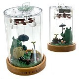 KADOUNIK Studio Ghibli Music Box My Neighbor Totoro [186-403509] - Mainan Musikal