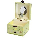 KADOUNIK Studio Ghibli My Neighbor Totoro Paper Music Box [186-403325] - Mainan Musikal