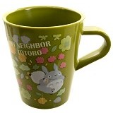 KADOUNIK Studio Ghibli My Neighbor Totoro Stylish Mug Cup 330ml [77-290879] - Gelas