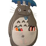 KADOUNIK Studio Ghibli My Neighbor Totoro Wall Pocket Type Pouch - Wall Art / Hiasan Dinding