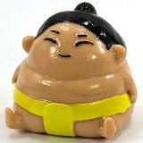 KADOUNIK Sumo Pitamin Ball - Yellow - Boneka Karakter / Fashion