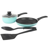KANGAROO 5 Pcs Cookware Set [KG676] - Panci Set