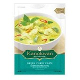 KANOKWAN Green Curry Paste 50gr - Bumbu Instan Kari