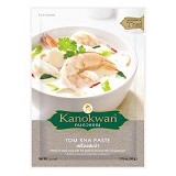 KANOKWAN Tom Kha Curry Paste 50gr - Bumbu Instan Kari