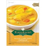 KANOKWAN Yellow Curry 50gr - Bumbu Instan Kari