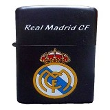 KANTAI Real Madrid [SNC1989NERM] - Korek Api/Lighter
