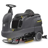 KARCHER Classic Baterry Power Ride On Scrubber Drier Professional [B 90 R] (Merchant) - Vacuum Cleaner
