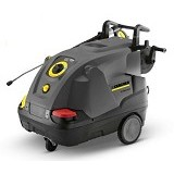 KARCHER Hot Water High Pressure Cleaner Professional [HDS 6/14 C] (Merchant) - Kompresor Air