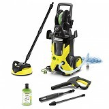 KARCHER Premium High Pressure Cleaner [K5] - Yellow - Kompresor Air
