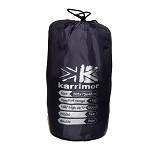 KARRIMOR Sleeping Bag - Black - Sleeping Bag
