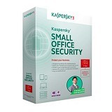 KASPERSKY Small Office Security 5 Device + 1 Server [KSOS5+1] (Merchant)