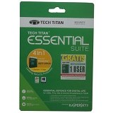 KASPERSKY Tech Titan Essential Suite 1 (2017)